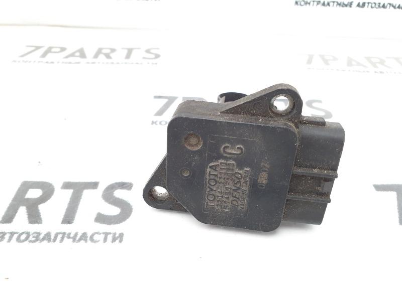 Датчик расхода воздуха Toyota Vitz NCP10
