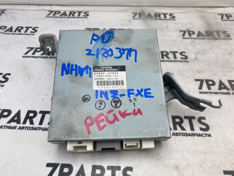 Блок управления рулевой рейкой Toyota Prius NHW11 1NZFXE 2000