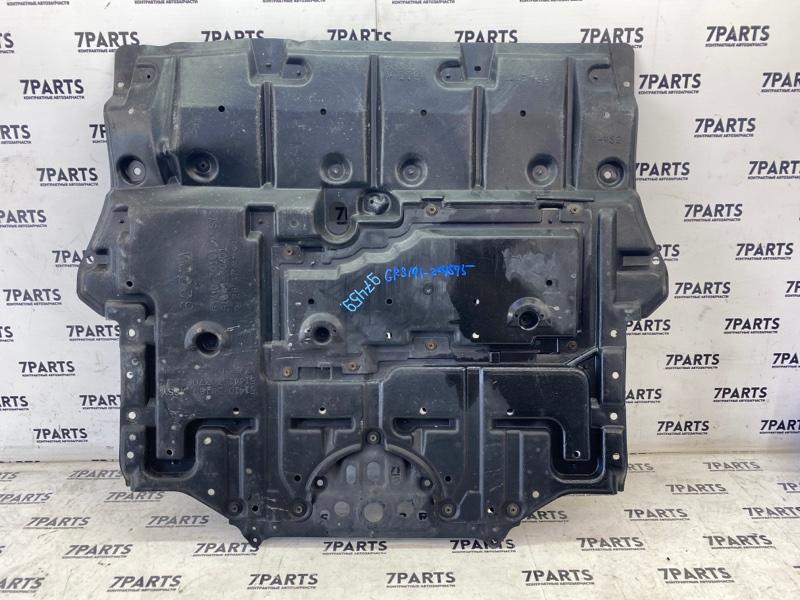 Защита двигателя Lexus Gs350 GRS191 2GRFSE 2008