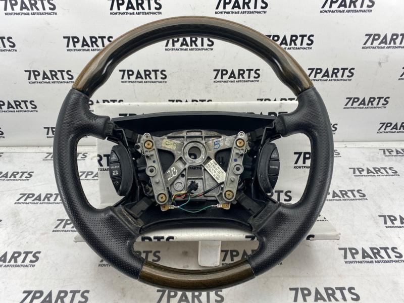 Руль Jaguar Xjr 2002