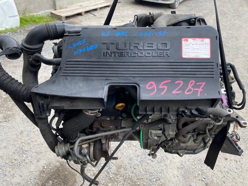 Двигатель Daihatsu Sonica L405S KFDET 2006