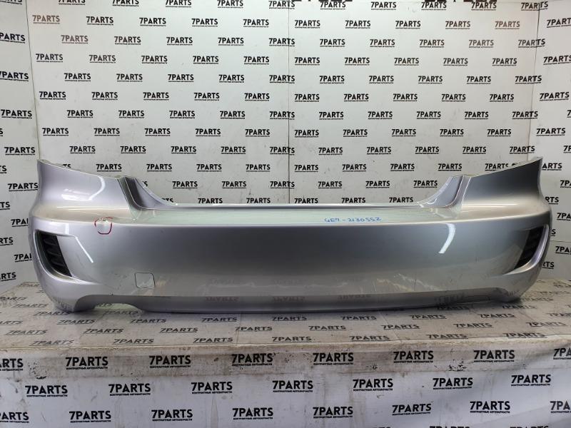 Бампер Subaru Impreza GE7 EJ203JP1AE 2011 задний