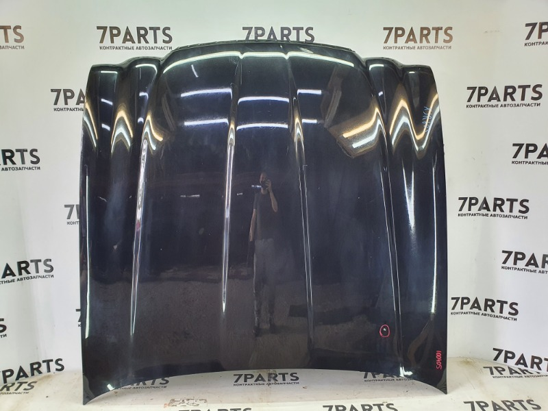 Капот Jaguar Xjr X308 2002