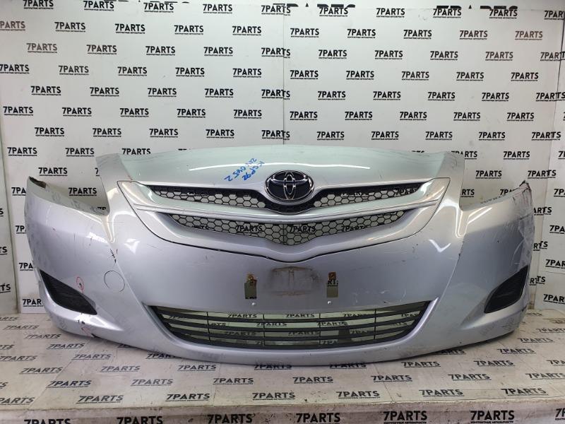 Бампер Toyota Belta KSP92 1KRFE 2006 передний