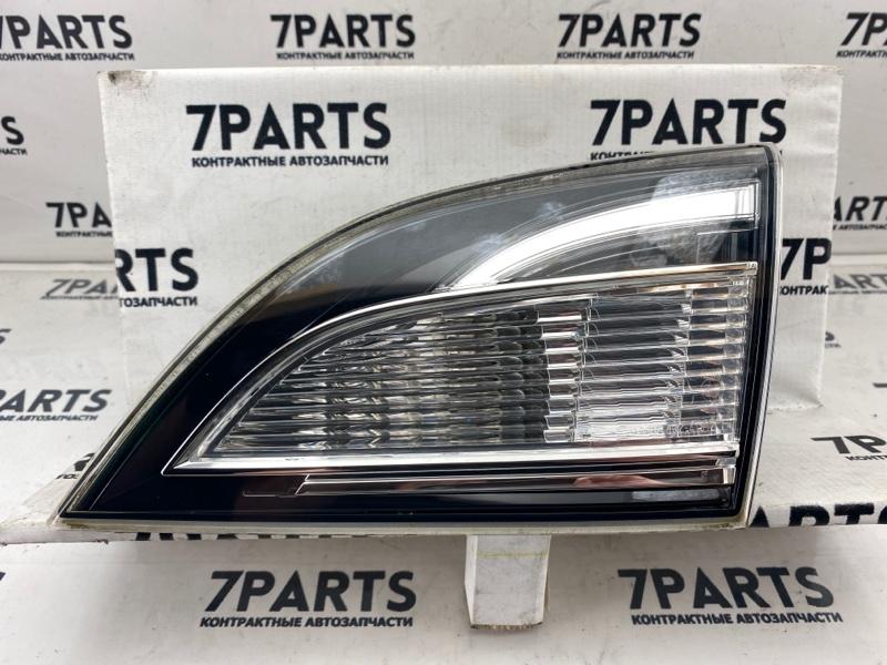 Стоп-вставка Mazda Atenza GHEFW LFVD 2010 задняя правая