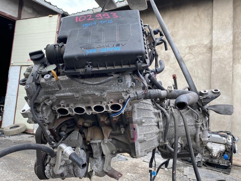 Двигатель Daihatsu Boon Luminas M502G 3SZVE 2009
