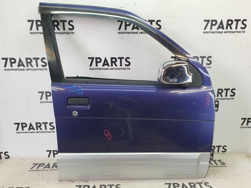 Дверь Daihatsu Terios J100G HC-EJ передняя правая