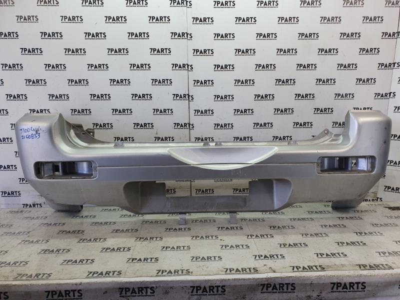 Бампер Daihatsu Terios J100G HC-EJ задний