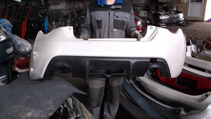 Бампер Subaru Brz ZC6 задний