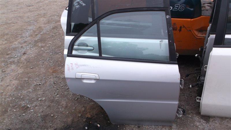 Дверь Mitsubishi Lancer CK2A задняя правая