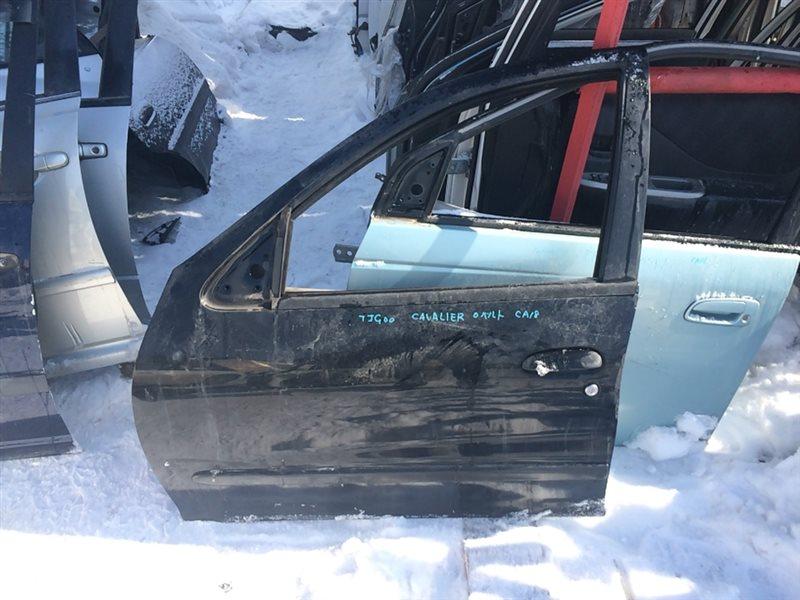 Дверь Toyota Cavalier TJG00 передняя левая