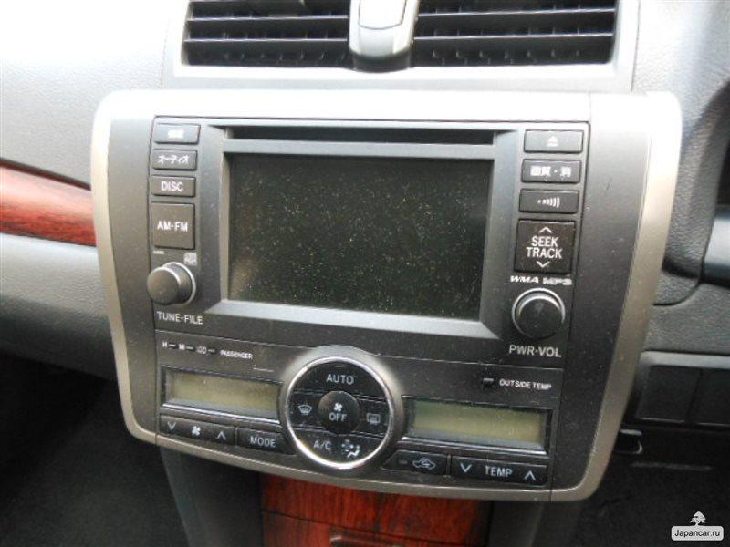 Монитор Toyota Allion ZRT260