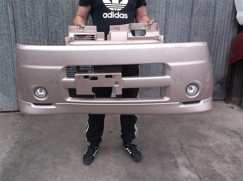 Бампер Daihatsu Tanto L350S передний
