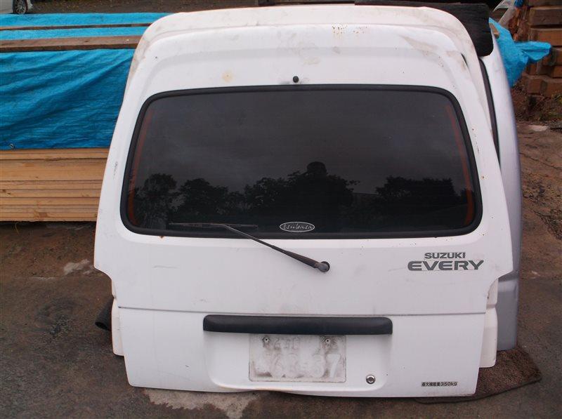 Дверь 5-я Suzuki Every DA52V задняя