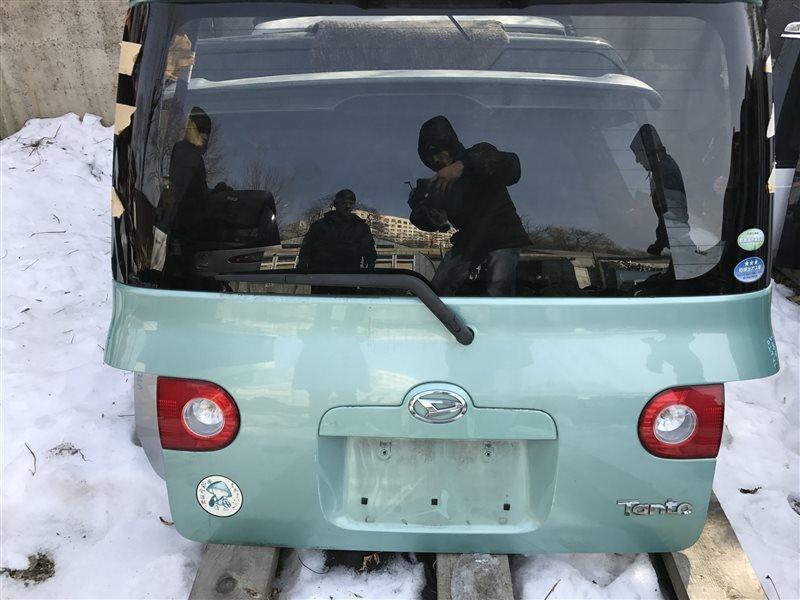 Дверь 5-я Daihatsu Tanto L350S задняя