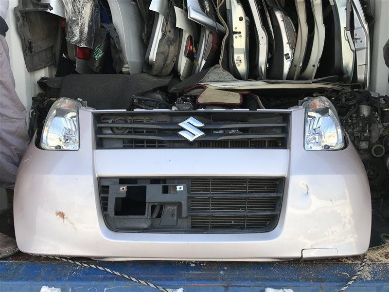 Nose cut Suzuki Palette MK21S передний