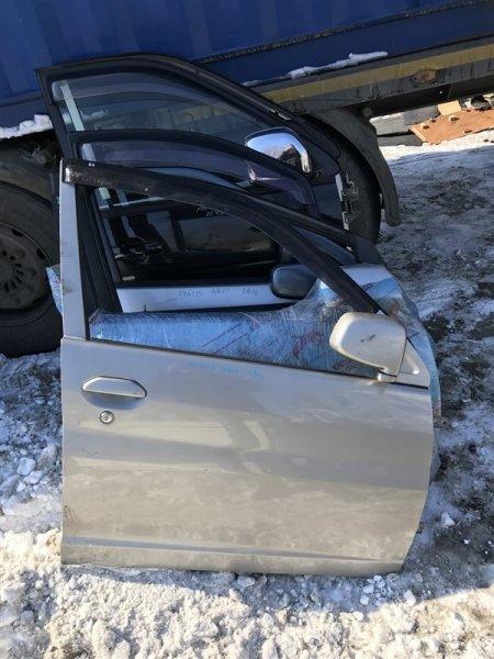 Дверь Mitsubishi Minica H42A передняя правая
