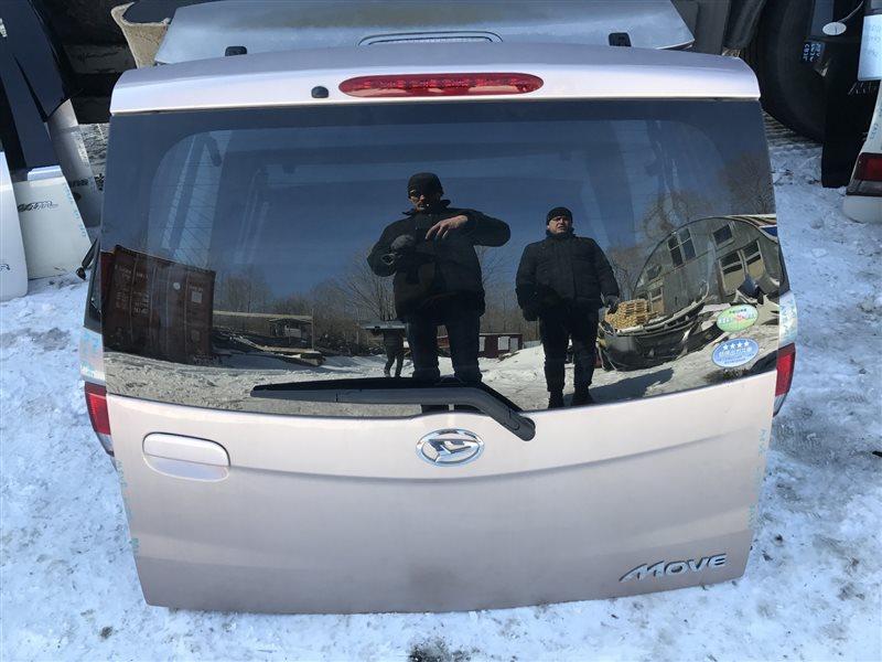 Дверь 5-я Daihatsu Move L175S задняя