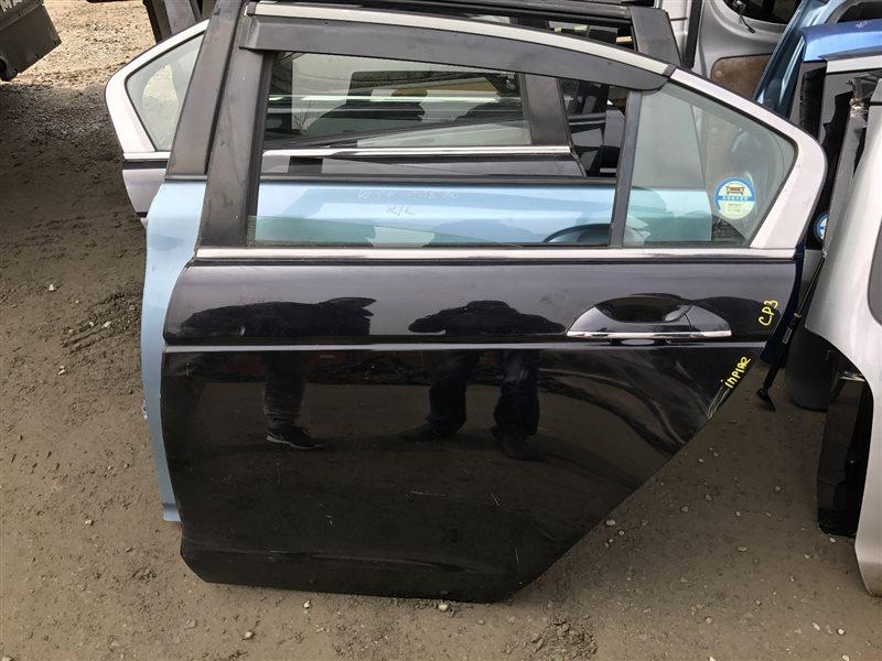 Дверь Honda Inspire CP3 задняя левая