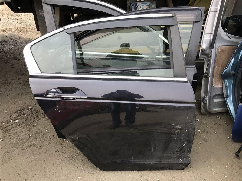 Дверь Honda Inspire CP3 задняя правая