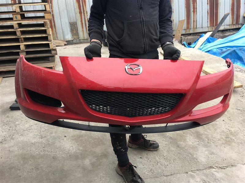 Бампер Mazda Rx-8 SE3P передний
