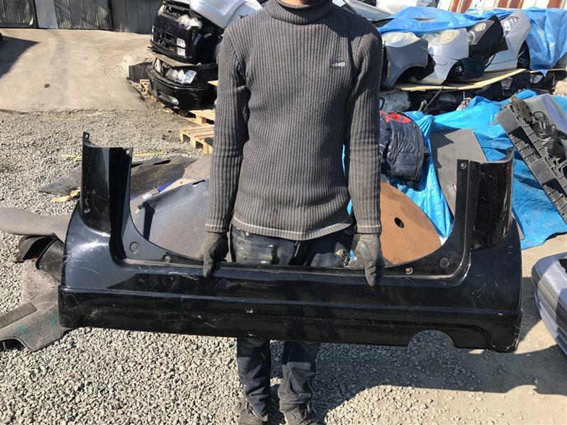 Бампер Honda Zest JE1 задний