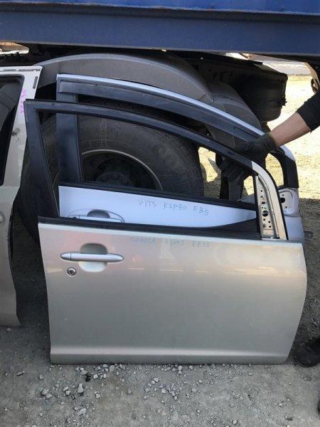 Дверь Daihatsu Sonica L405S передняя правая