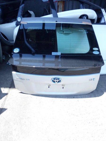 Дверь 5-я Toyota Prius ZVW30 задняя