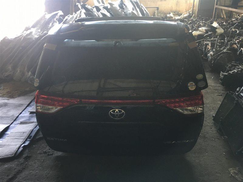 Дверь 5-я Toyota Estima GSR50 задняя 28209