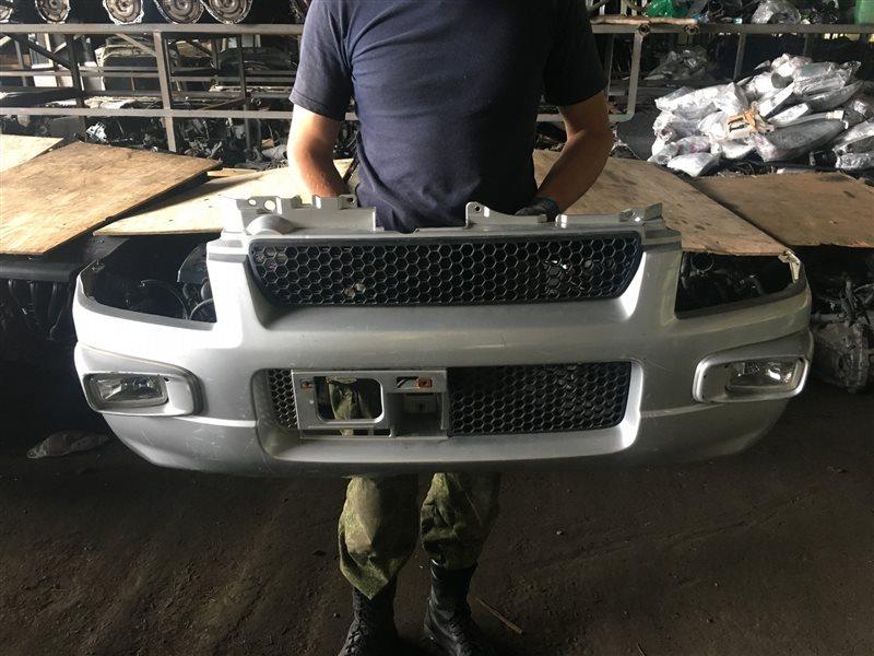 Бампер Suzuki Wagon R MC11S передний