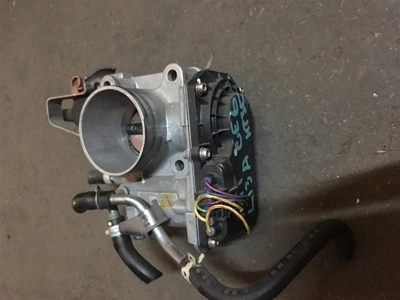 Блок дросельной заслонки Honda Fit GE6 L13A