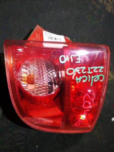 Стоп-сигнал Toyota Celica ZZT230 задний правый 20436