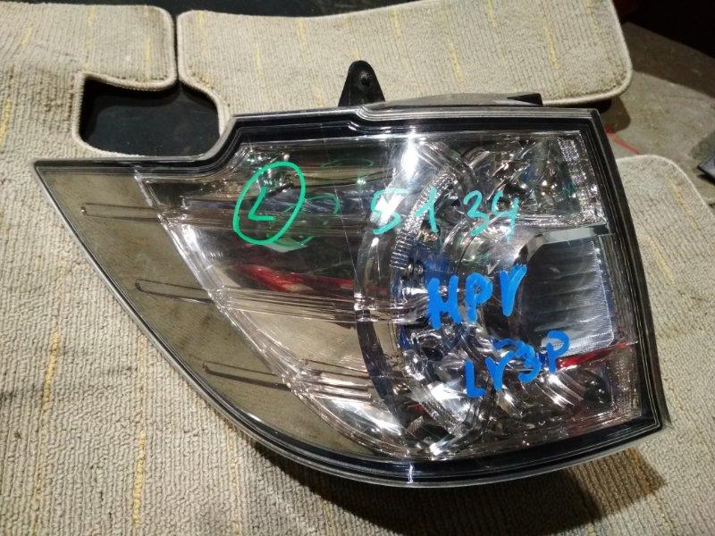 Стоп-сигнал Mazda Mpv LY3P задний левый 5134