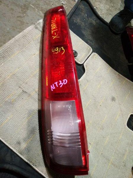 Стоп-сигнал Nissan X-Trail NT30 задний левый 4913