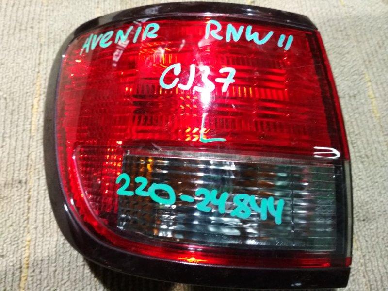 Стоп-сигнал Nissan Avenir RNW11 задний левый 220-24844