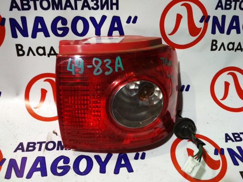 Стоп-сигнал Daihatsu Tanto L350S задний правый 4983A