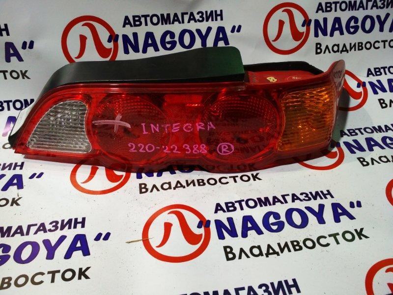 Стоп-сигнал Honda Integra DC5 задний правый 220-22388