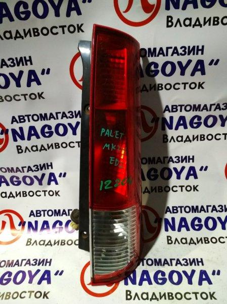 Стоп-сигнал Suzuki Palette MK21S задний правый 12204,35603-82K0