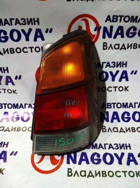 Стоп-сигнал Subaru Pleo RA1 задний правый 26051