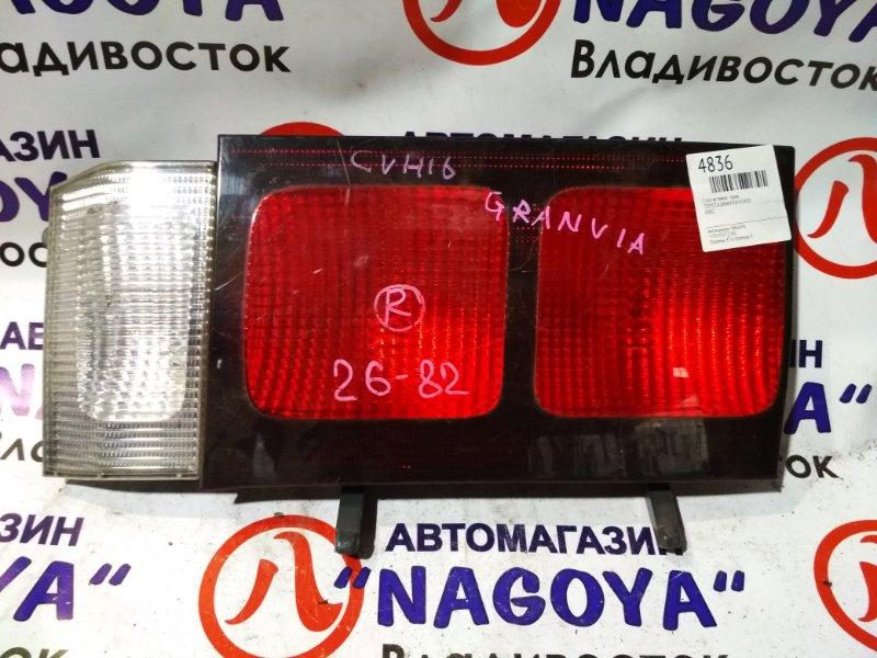 Стоп-вставка Toyota Granvia VCH10 задняя правая 2682