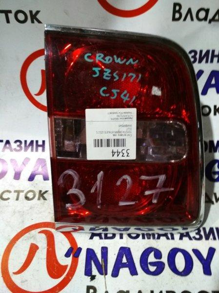 Стоп-вставка Toyota Crown Athlete JZS171 задняя левая 3127