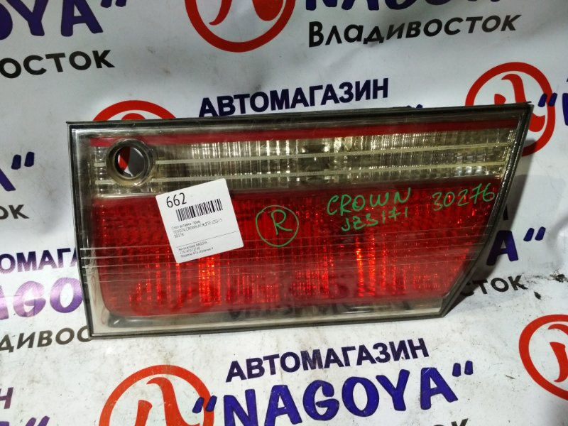 Стоп-вставка Toyota Crown Athlete JZS175 задняя правая 30276