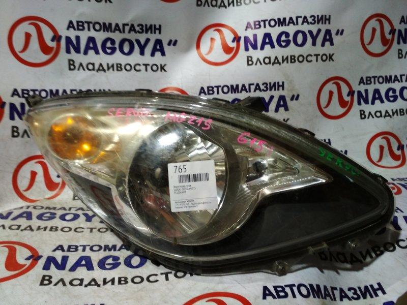 Фара Suzuki Cervo HG21S передняя правая 3510066KO