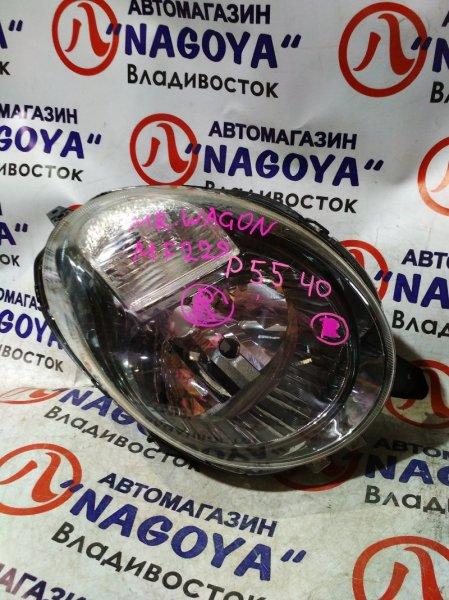 Фара Suzuki Mr Wagon MF22S передняя правая P5540