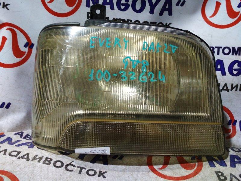 Фара Suzuki Every DA52V передняя правая 100-32624
