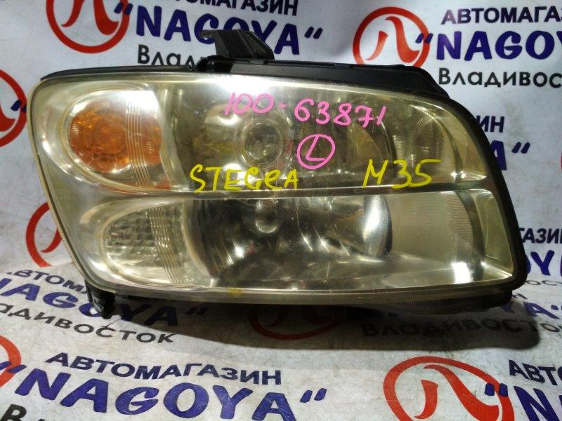 Фара Nissan Stagea M35 передняя правая 100-63871