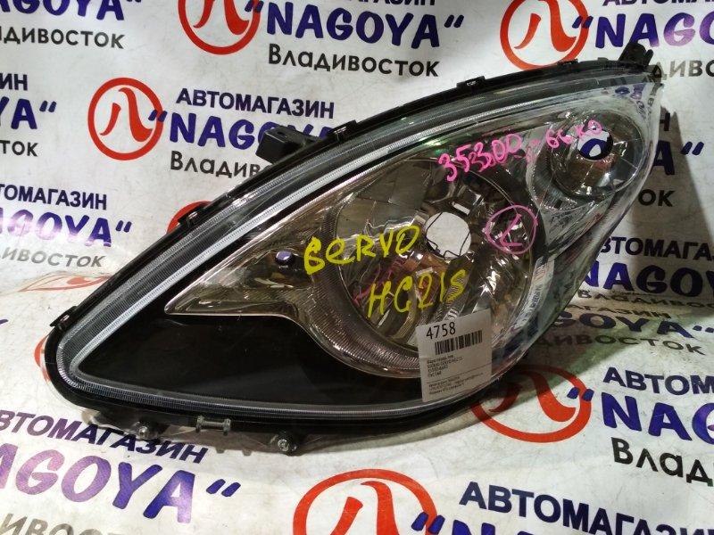 Фара Suzuki Cervo HG21S передняя левая 35300-66K0