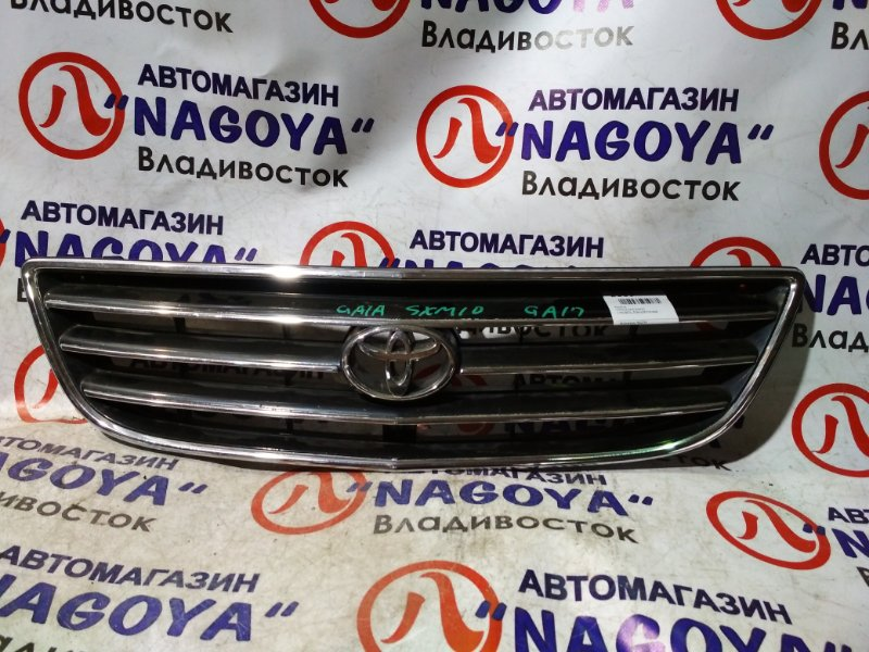 Решетка Toyota Gaia SXM10 передняя 1 MODEL