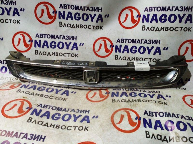 Решетка Honda Logo GA3 передняя