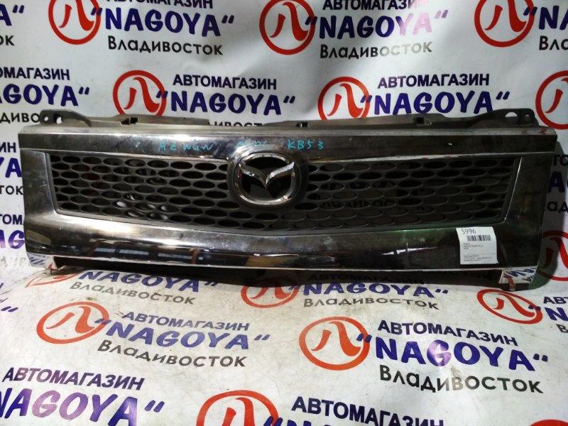 Решетка Mazda Az Wagon MJ21S передняя
